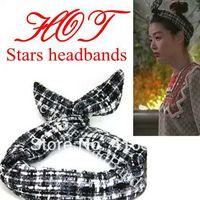 2014 NEW 20pcs/lot girl's FLOWERS hair bands Bohemia Braids headbands  free shipping