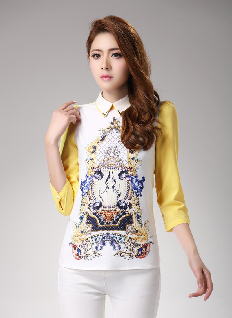 Женские блузки и Рубашки Brand New S M L xL xxL A375 женские блузки и рубашки xs s m l xl xxl v ms04