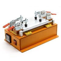 DHL free 110V-240V LCD Touch Screen Hot Plate Separate Machine Separator for iPhone Samsung Sony Nokia etc, Under 5-inch Screen