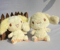 LOTS 2PCS/SET Sanrio cinnamoroll Chiffon Espresso Stuffed Doll Plush toy FREE SHIPPING IN HAND!