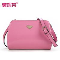 Free shipping 2014 women's handbag bag vintage messenger bag cowhide shoulder bag female bag small female casual small