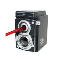 Deli 0668 Adjustable Camera Manual Volume Pencil Machine Pencil Sharpener / Office & School Stationery Supplies Child Gift, 4088