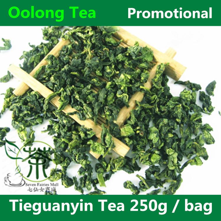 Tea / Oolong Tea Top Grade Chinese Anxi Tieguanyin 500g, Rhyme Fragrance Type Of Tie Guan Yin Tea 250g*2, Tikuanyin Health Care(China (Mainland))