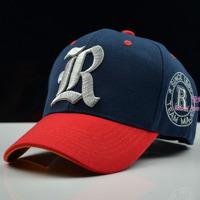 Lr color block decoration lovers male women's baseball cap summer outdoor sunbonnet cap hat casual cap