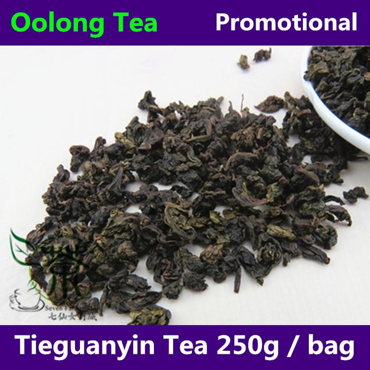 Tea / Oolong Tea Chinese Anxi Tieguanyin 500g, Aged Fragrance Of Tieguanyin Oolong Tea 250g * 2 Bag, Tikuanyin Original Products(China (Mainland))