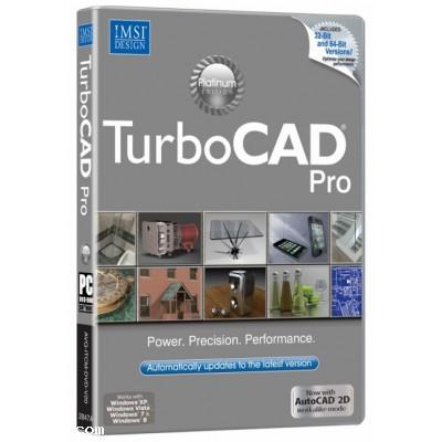 Скачать IMSI TurboCAD Professional Platinum v18