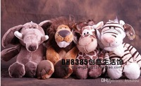 Wholesale - Jungle brothers series giraffe lion tiger the plush toy doll doll gifts children's toys
