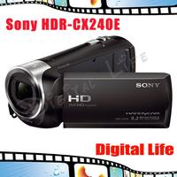 Original Sony HDR-CX240E High Definition Camcorder CX240 HDRCX240E