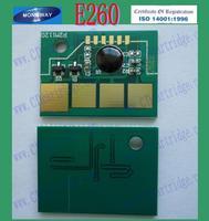 Compatible Lexmark E260 toner chip for Lexmark printer chip
