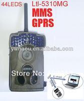Ltl acorn 5310MG 720P 940nm MMS GPRS wireless hunting camera animal wildlife scouting trail camera with external antenna