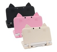 3DS  XL Cat Ear Silicone Case