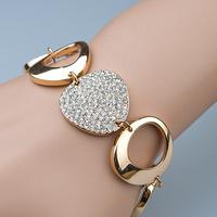 New style fashion temperament rhinestones personality circle bracelet  jewelry S5635