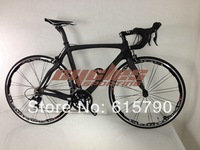 DIY  cheap carbon road bike 2014 with T700 bike frames carbon