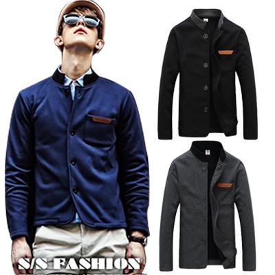 2014 New Winter Men's Jacket Casual Men Sportswear Fashion Jaquetas Mens Jackets And Coats casaco Free Shipping 17001(China (Mainland))