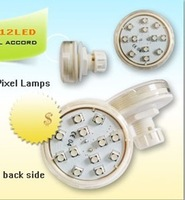 High quality led amusement light,amusement park RGB SMD 5050 12leds waterproof IP65 pixel lamps