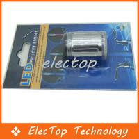 Free shipping 3 Color Water Glow Tap LED Faucet Light Temperature Sensor 100pcs/lot Wholesale