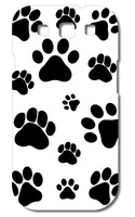 1PC Dog Paw In The Snow Hard Case Cover for Galaxy S3  I9300 SIII  free shipping