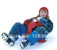 Ultimate Snow Glider Sleigh Toboggan Sledge Sled Slider Bum Slide Ski snowboard