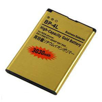 Free shipping High capacity replacement BP-4L battery For Nokia E63 E71 E72 E73 N97 Batterie Batterij Bateria 3030mah 3.7V