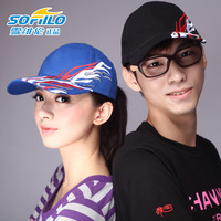 Sofiilo male flame personality automobile race cap baseball cap summer outdoor sports cap