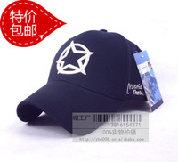 High quality siberian hat autumn and winter five-pointed star fashion baseball cap male women's cap