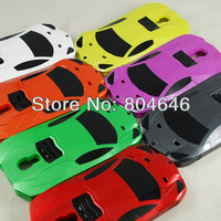 G4-059 Purple Racing car model hard case for Samsung Galaxy S4 i9500 i9505 Bull sport car most wanted need for speed stand case