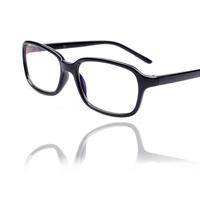 Chinese redbud radiation-resistant glasses pc mirror male Women large frame plain mirror anti fatigue big box goggles