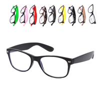 2140 plain mirror vintage eyeglasses frame glasses frame non-mainstream Women male myopia