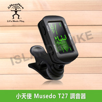 Little angel musedo t-27 clip-on electronic tuner guitar bass general tuner