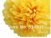"10Pcs 48CM 19"" Pom Poms Tissue Paper flower Wedding, Woodland,birthday & event Party Decorations DIY Site layout decoration"