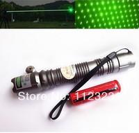 20142014High power 10000mw 532nm green laser pointer laser pen charger laser light flashlight sky star laser matches 6000meters