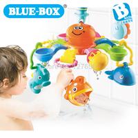 Bluebox Children bathe essential baby bath toys / octopus swimming suit078617