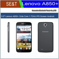 Lenovo A850+ A850I Lenovo A850I MTK6592m Octa Core 1.4GHz Moblie Cell phone 1GB+4GB Android 4.2 GPS WCDMA Russian Multi language