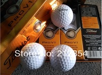 Free 2013 DHL 10 dozen/lot  120balls golf ball balls club clubs golfballs golfball with box