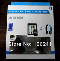 Free Shipping Wholesale BH 23 high-quality sports stereo Bluetooth Headphone 5pcs/lot