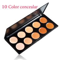 2014 New Professional Natural 10 Color Concealer Camouflage Makeup Palette(1416)