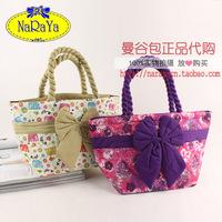 15 color/ Naraya bags portable Small dumplings cotton cloth bag nb-52
