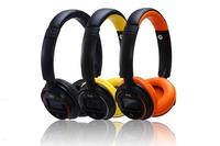 Bluetooth headsets free ship screen wireless headband fm radio micro sd support microphone Bluetooth headphone /headsets