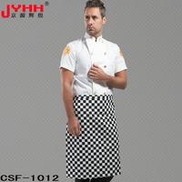 Cook chefs uniform suit short-sleeve work wear cook suit summer