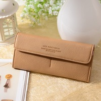 2014 new hot sell Wallet women's wallet pu leather wallet coin purse fashion wallet, free shipping