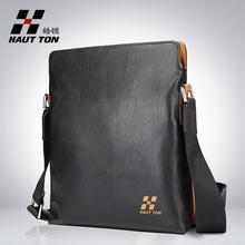 popular leather messenger bag