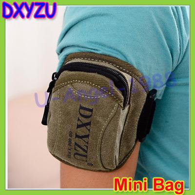 2014 New Luxury Men Messenger Travel Waist Pack Male Small Belt Bags Outdoor Fanny Phone Pouch Women Sport Shoulder Back Bag(China (Mainland))