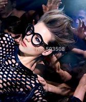 brand eyeglasses frame women eyewear 5178 black optical 48-20-145MM designer eyeglasses tf