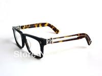 clear glasses frame women and men brand 56-18-143MM BOX LUNCH-A eyeglasses frame