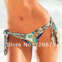 новые моды сексуальная простое сердце живот цепи бикини пляж тела цепи украшения продукт для женщин