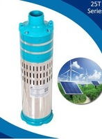 2014 new design high flow 120m head DC brushless max flow 10T/H submersible water pump farm& agriculture  irrigation