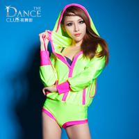 Female singer jazz dance hiphop hip-hop hiphop ds fashion sexy costume