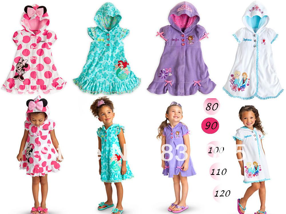 Elsa and anna dress up clothes