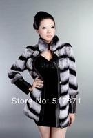 fur coat fur vest spring 2014 fox women coat female rex rabbit hair sheepskin overcoat medium-long fur coat Wholesale and retail