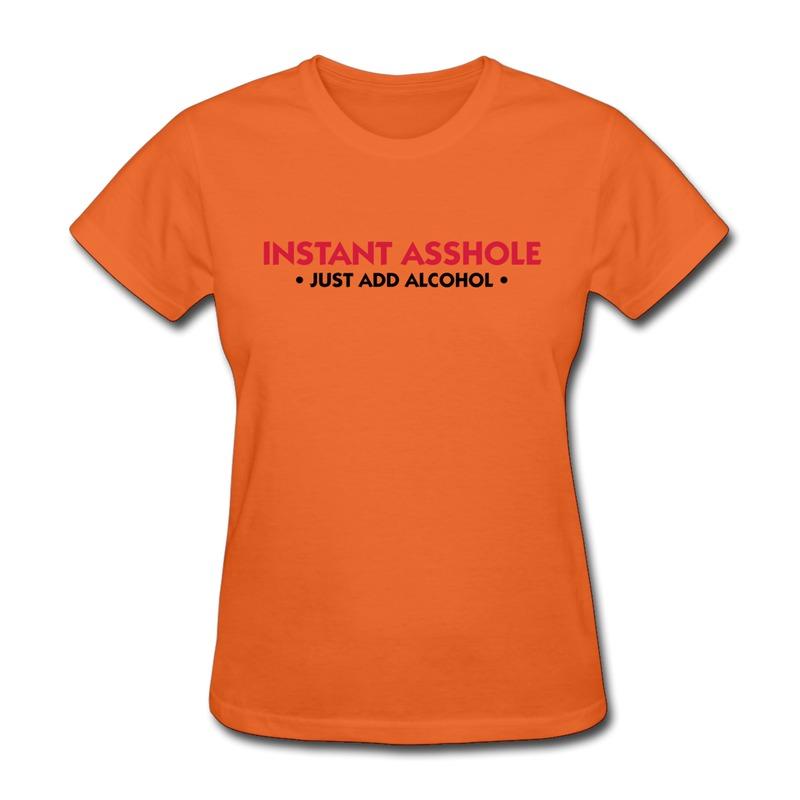 Instant asshole shirts
